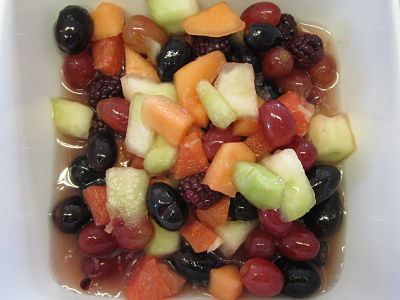Cuban Fruit Salad