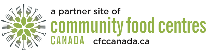 Community Food Centres Canada logo