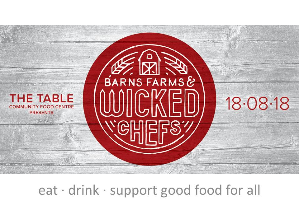 Barns Farms and Wicked Chefs August 18