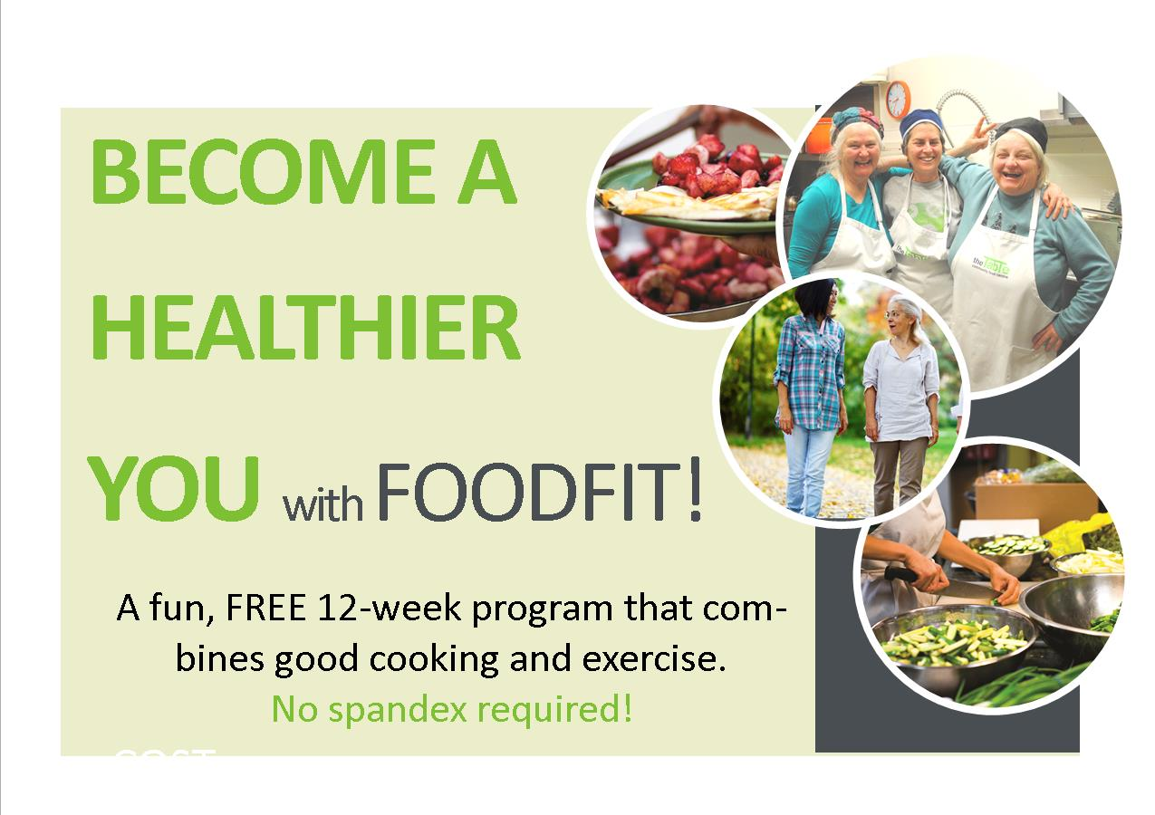 Become a healthier you with Food Fit