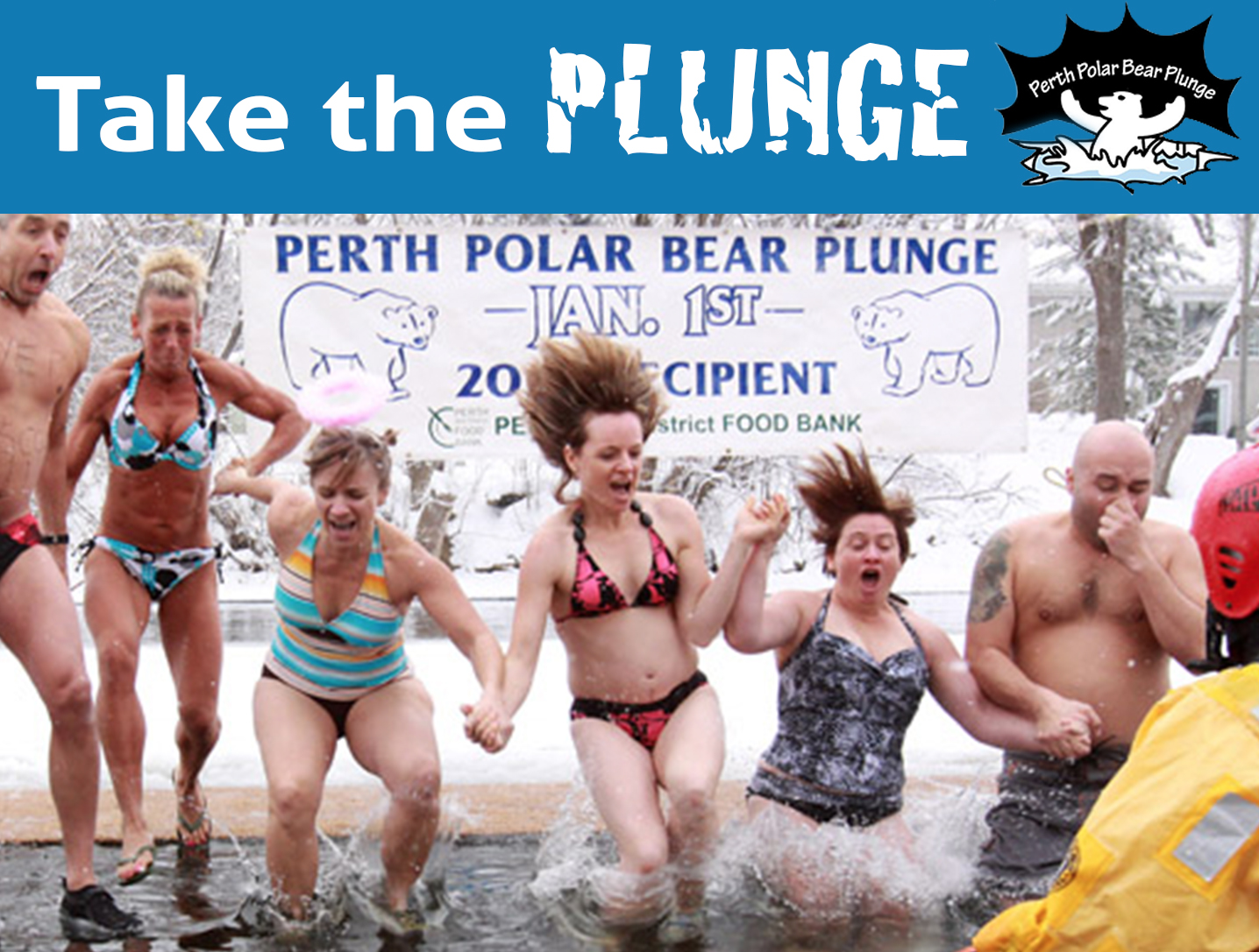 Take the Plunge and Support Good Food For All